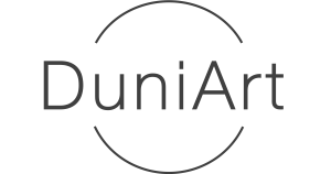 Duniart Logo Grey